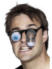 Funny Side Comedy Droopy Eyes Glasses